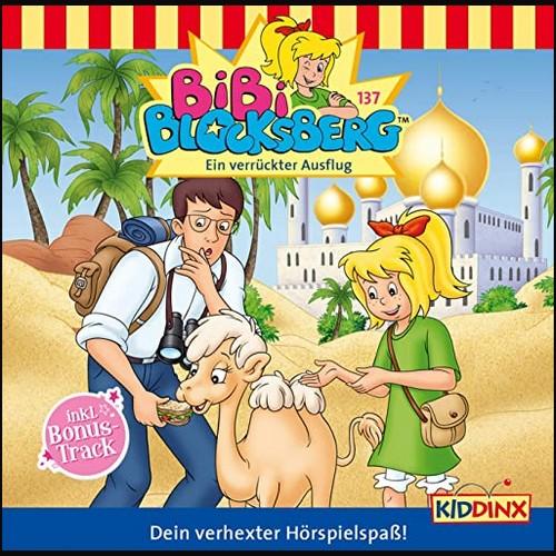 Bibi Blocksberg (137) Ein verrückter Ausflug  - Kiddinx 2021
