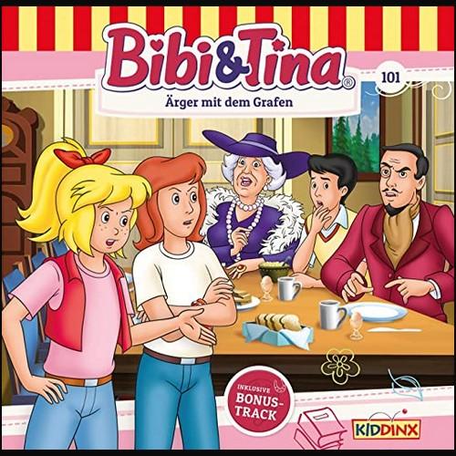 Bibi und Tina (101) Ärger mit dem Grafen  - Kiddinx 2021