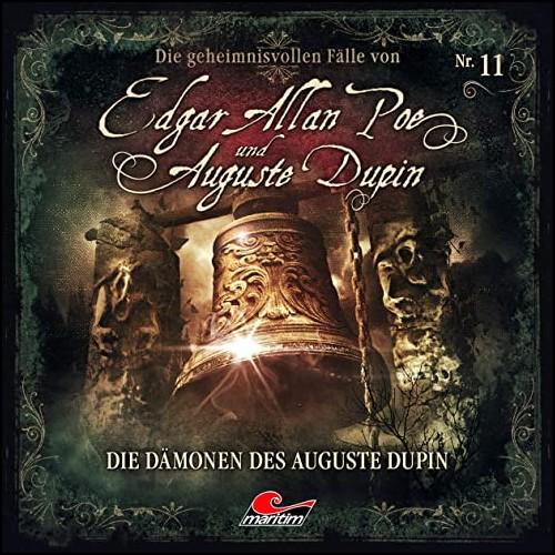 Edgar Allan Poe und Auguste Dupin (11) Die Dämonen des Auguste Dupin - maritim 2020