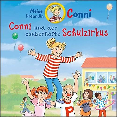 Conni (65) Conni und der zauberhafte Schulzirkus  - Karussell 2021