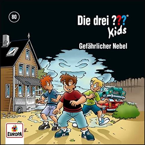 Die drei ??? Kids (80) Gefährlicher Nebel  - Europa 2021