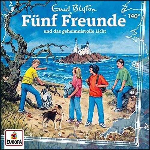 Fünf Freunde (140) Fünf Freunde und das geheimnisvolle Licht  - Europa 2021