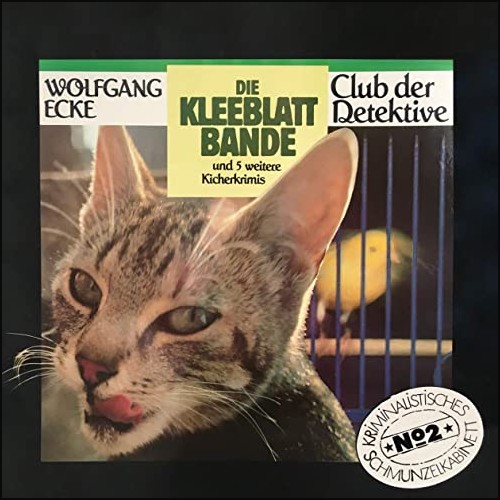 Club der Detektive (2) Die Kleeblattbande und fünf weitere Kicherkrimis - Schwanni 1979 - All Ears 2020