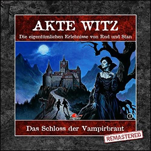 Akte Witz (1) Das Schloss der Vampirbraut  - Maritim 2020