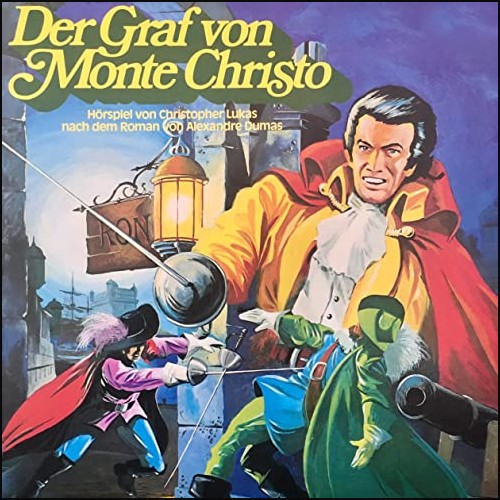 Der Graf von Monte Christo  (Alexandre Dumas) Auditon 1978 - All Ears 2020
