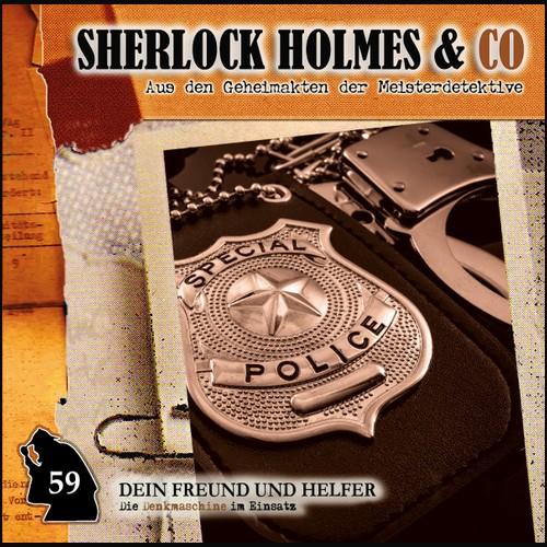 Sherlock Holmes und Co (59) Dein Freund und Helfer - Romantruhe Audio 2021