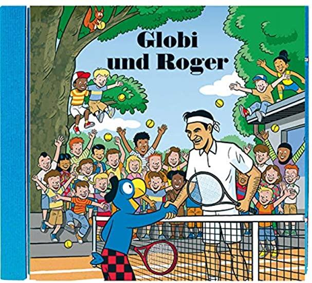 Globi und Roger () Globi Verlag 2021