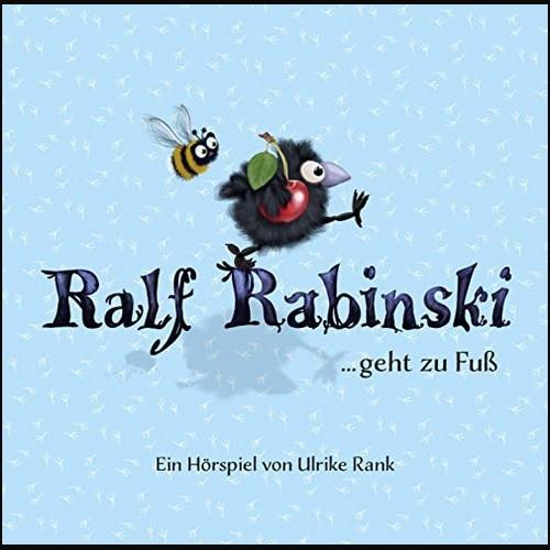 Ralf Rabinski ... geht zu Fuß  (Ulrike Rank) Dryland Records 2021