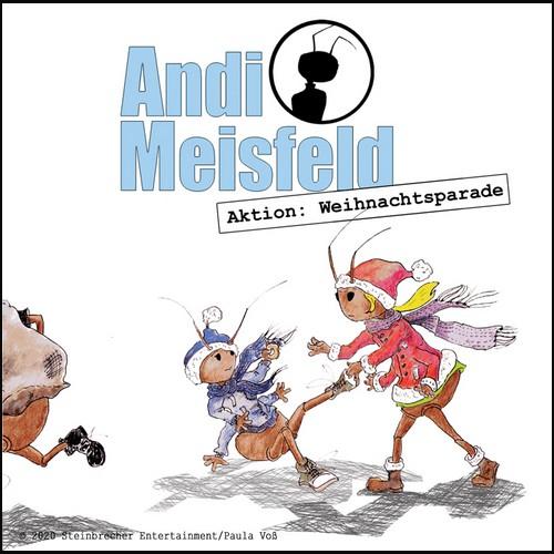 Andi Meisfeld (SE) Aktion: Weihnachtsparade - Steinbrecher Entertainment 2020