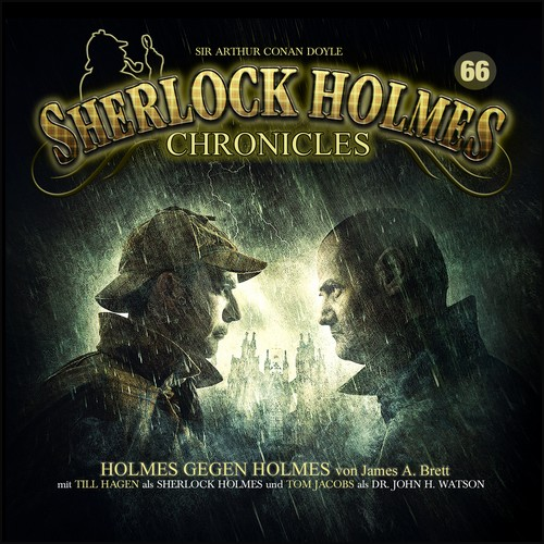 Sherlock Holmes Chronicles (66) Holmes gegen Holmes - Winterzeit 2019