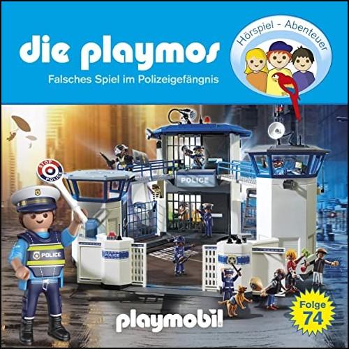 Die Playmos (74) Falsches Spiel im Polizeigefängnis  - Floff