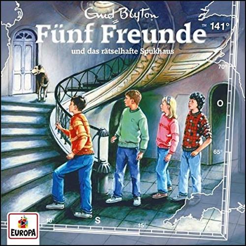 Fünf Freunde (141) und das rätselhafte Spukhaus  - Europa 2021