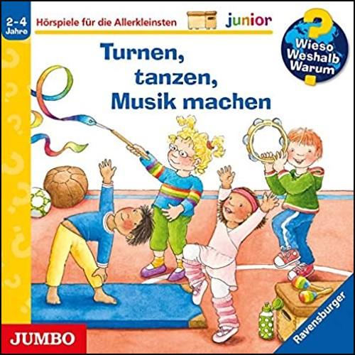 Wieso? Weshalb? Warum? Junior () Turnen, tanzen, Musik machen - Jumbo 2021