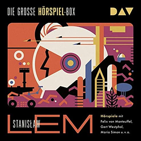 Die große Hörspiel-Box (Stanislaw Lem) DAV 2021
