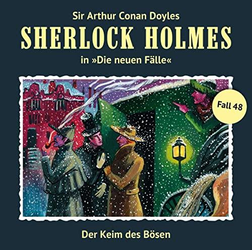 Sherlock Holmes - neue Fälle (48) Der Keim des Bösen - Romantruhe Audio 2021