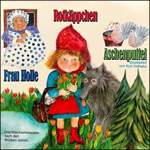 Rotkäppchen / Aschenputtel / Frau Holle (Gebrüder Grimm) Maritim 1974 - All Ears 2021