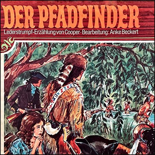 Lederstrumpf () Der Pfadfinder - Fass 1968 - All Ears 2021