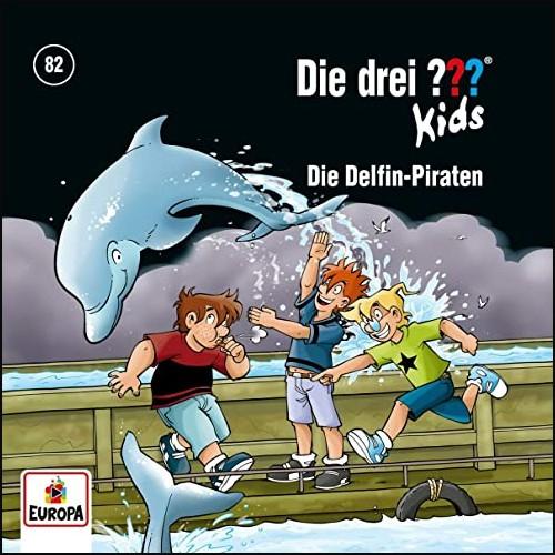 Die drei ??? Kids (82) Delfin-Piraten - Europa 2021