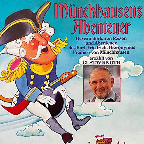 Münchhausens Abenteuer (Gottfried August Bürger) Peggy 1976 - All Ears 2021