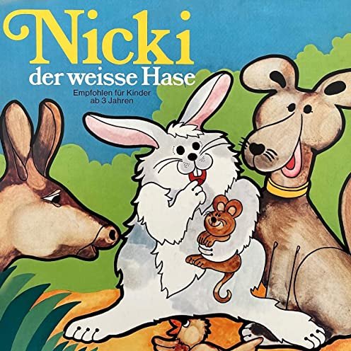 Nicki der weisse Hase () Peggy 1974 - All Ears 2021