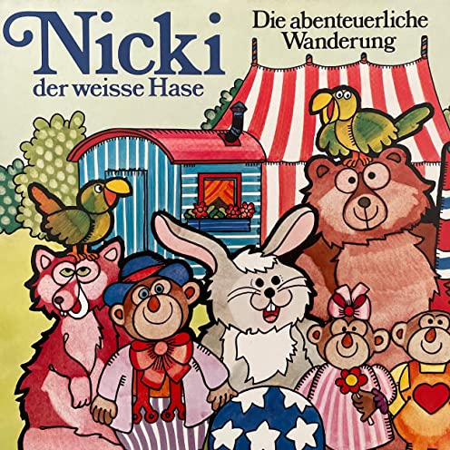 Nicki der weisse Hase: Die abenteuerliche Wanderung  () Peggy 1976 - All Ears 2021