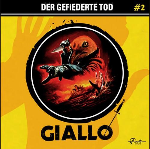 Giallo (2) Der gefiederte Tod - Audionarchie 2021