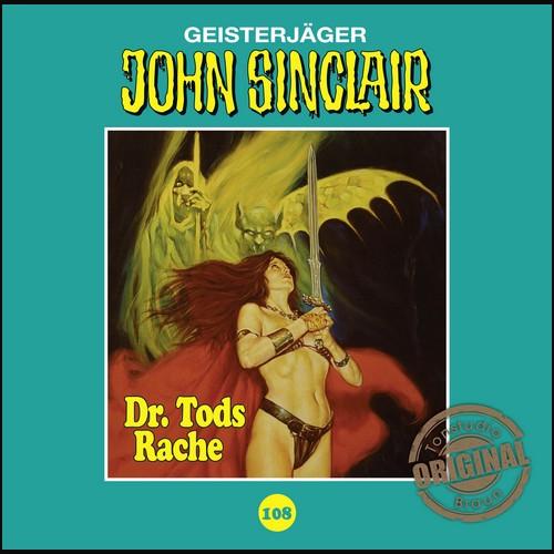 John Sinclair (108) Dr. Tods Rache - Tonstudio Braun / Lübbe Audio 2021