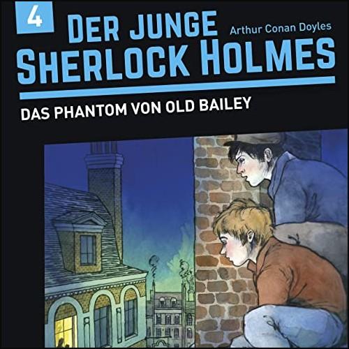 Der junge Sherlock Holmes (4) Das Phantom von Old Bailey - Floff 2021