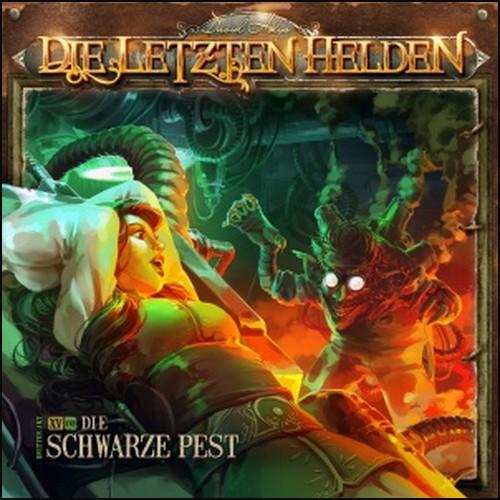 Die Letzten Helden (15-3) Die schwarze Pest - Holysoft 2021