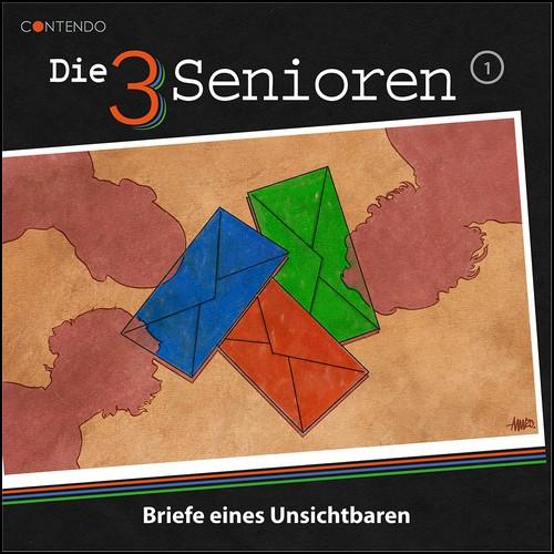 Die 3 Senioren (1) Briefe eines Unsichtbaren - Contendo Media 2021