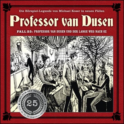 Prof. van Dusen - Die neuen Fälle (25) Professor van Dusen und der lange Weg nach Oz - Maritim 2021