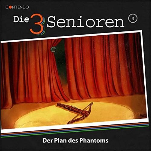 Die 3 Senioren (3) Der Plan des Phantoms - Contendo Media 2021