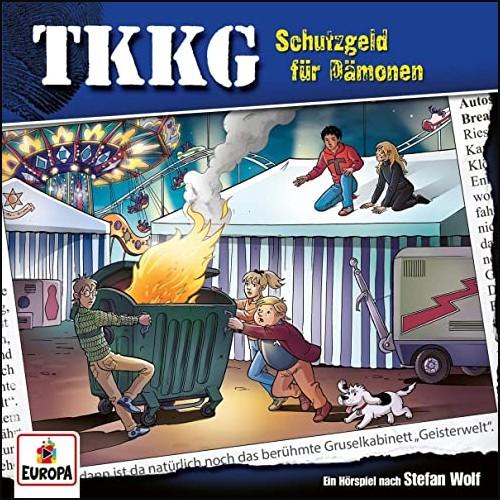 TKKG (218) Schutzgeld für Dämonen - Europa 2021