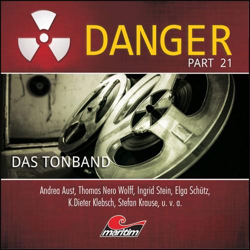 Danger (21) Das Tonband - Maritim 2021