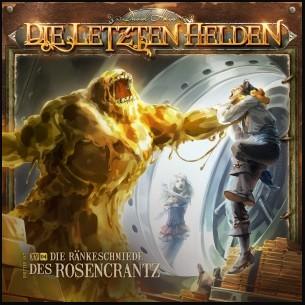 Die Letzten Helden (15-4) Die Ränkeschmiede des Rosencrantz - Holysoft 2021