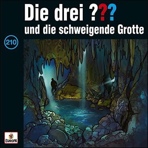 Die drei ??? (210) und die schweigende Grotte - Europa 2021