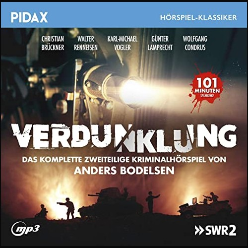 Verdunklung (Anders Bodelsen) SDR 1980 - Pidax 2021
