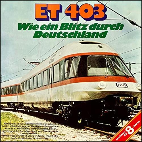 ET 403 - Wie ein Blitz durch Deutschland  () Poly 1977 - All Ears 2021