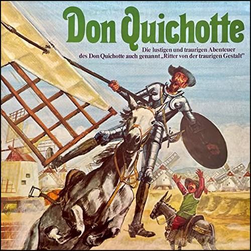 Don Quichotte (Miguel de Servantes Saaveda) PEG 1976 - All Ears 2021