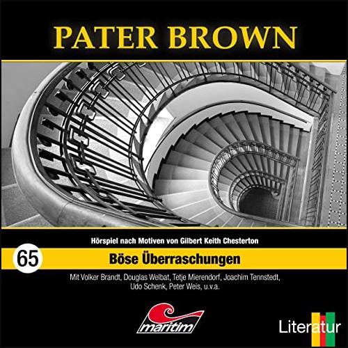 Pater Brown (65) Böse Überraschungen - Maritim 2021