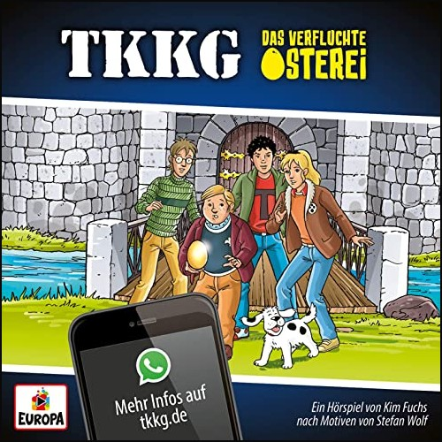 TKKG (SE) Das verfluchte Osterei - Europa 2021