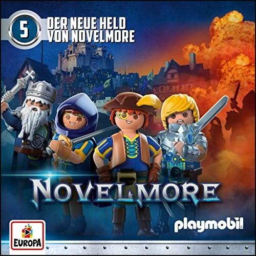 Playmobil Hörspiele (5) Novelmore - Der neue Held von Novelmore  - Europa 2021