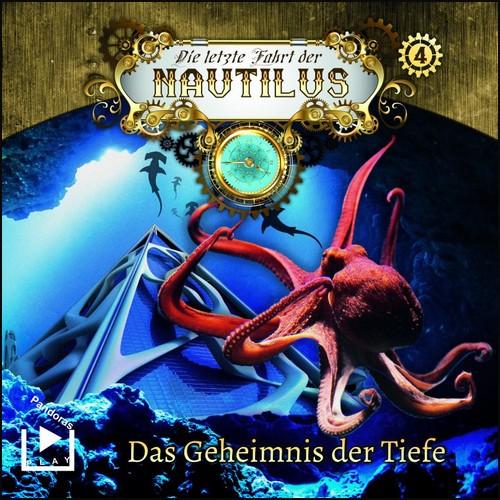 Die letzte Fahrt der Nautilus (4) Das Geheimnis der Tiefe - Pandoras Play 2021