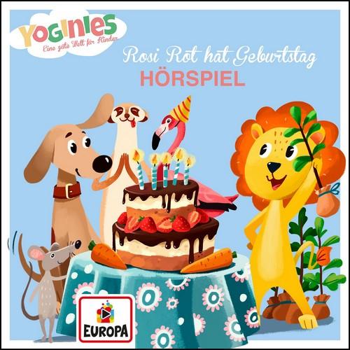 Yoginies - Rosi Rot hat Geburtstag - Europa 2021