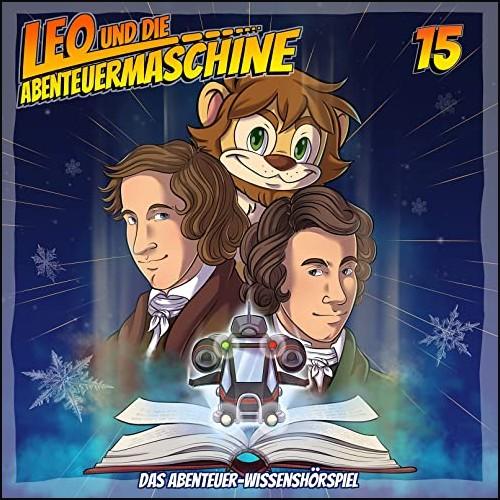Leo und die Abenteuermaschine (15) Es waren einmal zwei Brüder - E.T.Media 2021