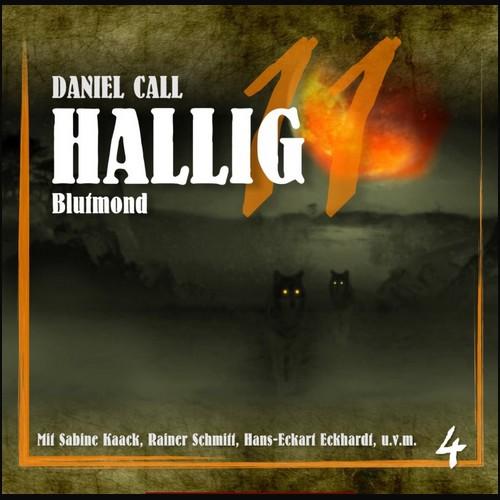 Hallig 11 (4) Blutmond - Hermann Media 2021