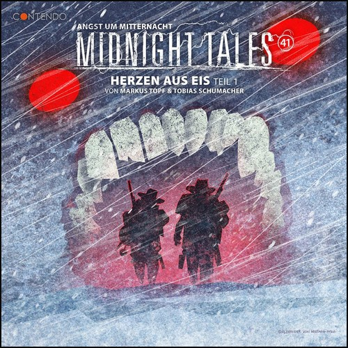 Midnight Tales (41) Herzen aus Eis Teil 1 - Contendo Media 2021
