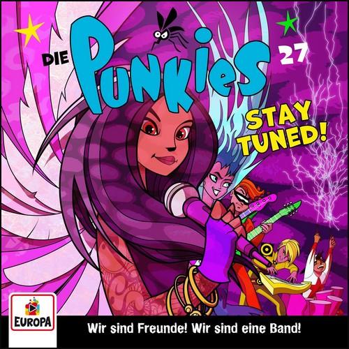 Die Punkies (27) Stay tuned! - Europa 2021
