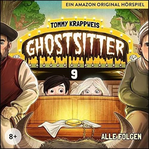 Ghostsitter (9) Zurück nach Damals - Amazon - Audible 2021