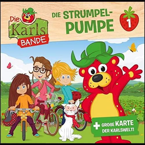 Die Karls Bande (1) Die Strumpel-Pumpe - Kiddinx 2021